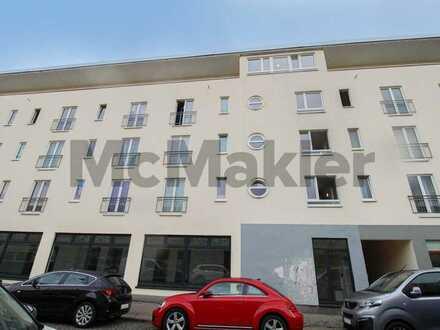 Attraktive 2-Zi.-ETW mit Balkon und Kellerraum