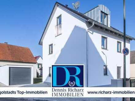 Exklusiv ausgestattete Neubau DHH in Manching: Zum sofortigen Bezug und ohne versteckte Kosten!