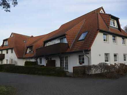 Ostseebad Dierhagen/schöne 3-Zimmer ETW in Strandnähe (150 m)