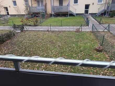 Tolle, ruhige Wohnung mitten in der Stadt, mit eigenem Garten!