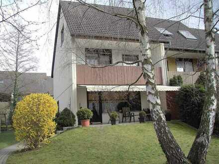 Haus mit großem Grundstück