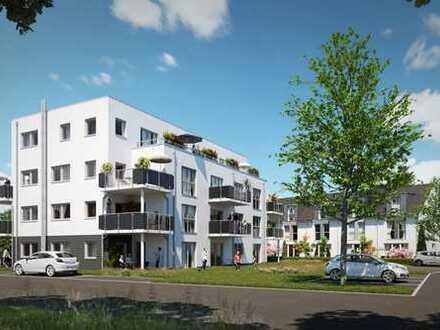 Schwellenfreie 3 Zimmerwohnungen in Ranstadt