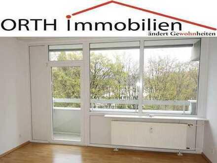 1 Zimmer Apartment mit Balkon, Pantry, Aufzug in Marienburg