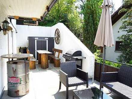 Wunderschöne 3 Zimmer Wohnung im Herzen von Grafenau