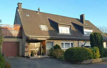Sanierte 3-Zimmer-Maisonette-Wohnung mit Balkon in Hamminkeln
