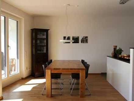 4-Zimmer-Wohnung, 126 m², EBK, München-Neuhausen direkt am Hirschgarten