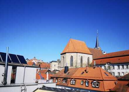 Exklusives DG im Loft Style über den Dächern mit Weitblick und Sonnenterrasse klimatisiert