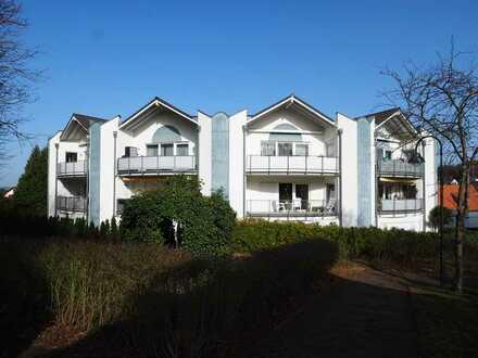 Moderne Eigentumswohnung mit guter Raumaufteilung und schönem Balkon