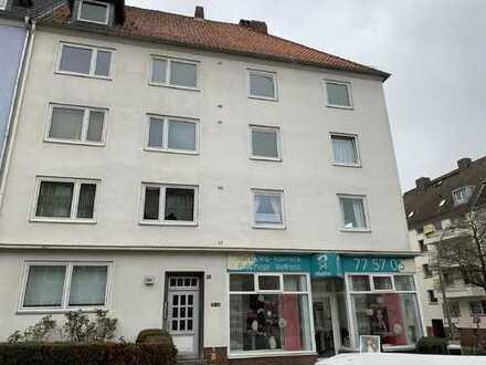 Vermietete Ladenfläche in Hamburg Harburg