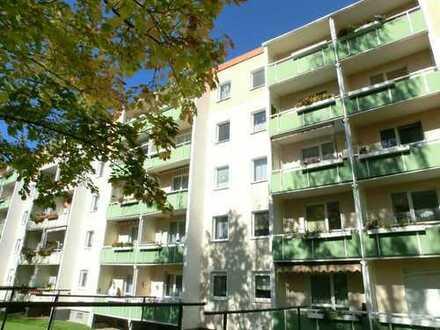 Chemnitz Kappel! Top sanierte 3 Zi.-Wohnung mit Balkon im 1. OG!
