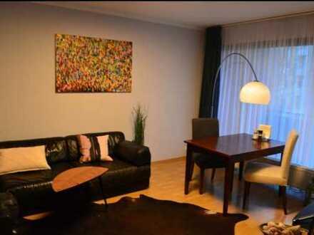 Gemütliche 3 Zimmer mit modernem Bad und 2 Loggien in Bonn-Beuel