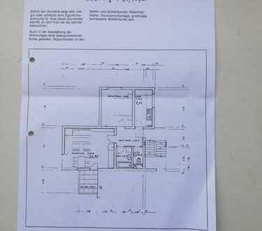 Gepflegte 2-Zimmer-Wohnung mit Balkon in Straubenhardt