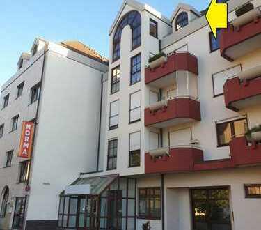 Ruhige, zentrale 3 Zimmer Maisonettewohnung -ohne Balkon-