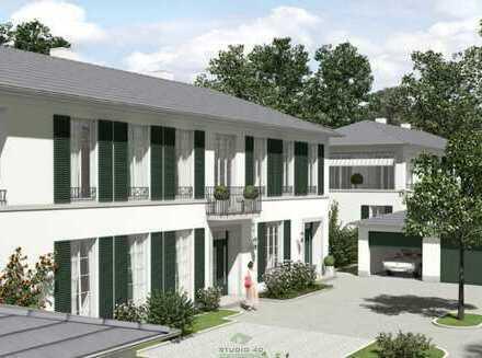 Luxuriöse Neubau-Wohnung in moderner Stadtvilla in der Marcusallee
