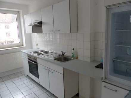 Wohnen in BS-City - 2 Zi.-Whg. mit Einbauküche u. Balkon, Nähe Marstall