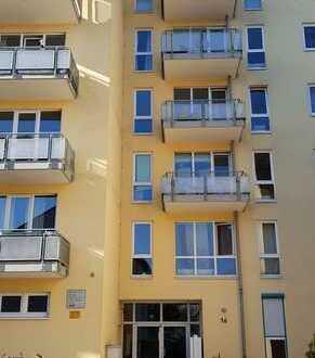 Schöne 2 Zi.-ETW. mit Balkon u. TG/Pl. in ruh. u. dennoch zentraler Lage in Neu-Isenburg