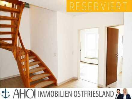 Modernisierte Maisonette-Wohnung mit 2 Balkonen und Stellplatz in zentraler Lage von Emden