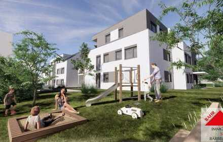 Schicke 3-Zimmer-Wohnung mit Terrasse und Garten!