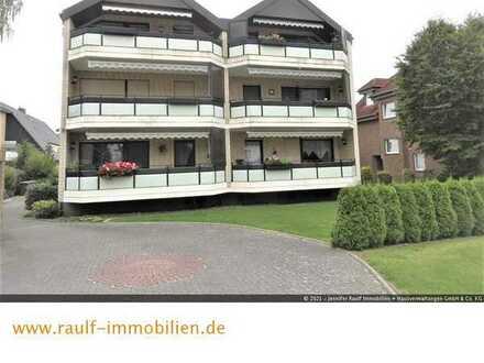 Großzügige 2-Zimmer-Wohnung mit Balkon und PKW-Stellplatz in guter Wohnlage