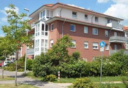 Exklusives seniorengerechtes 2 Zimmer-Apartment mit großzügigem Balkon in bevorzugter Wohnlage