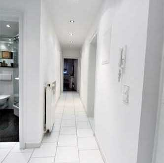Große 4-Zimmer Wohnung mit Südost-Loggia in ruhiger Lage von Büderich