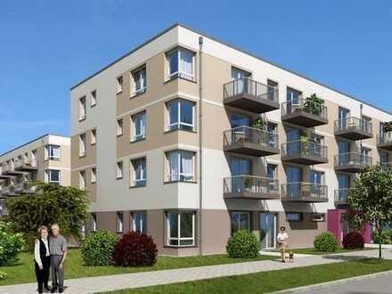"""Intelligent geplante Seniorenwohnung in """"fast"""" zentraler Lage mit Südostbalkon"""