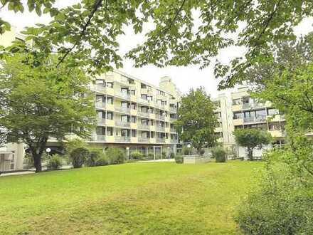 Maisonette-Wohnung in ruhiger Lage mit Wohnrecht