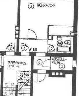 Stilvolle, vollständig renovierte & möblierte 2,5-Zimmer-Wohnung mit EBK in Lehel, München