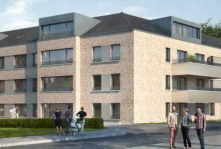 Schöne 4-Zimmer-Neubauwohnung in Hürth-Fischenich - WBS erforderlich!