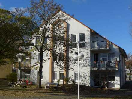 Ruhige 3-Zimmer-Wohnung mit Süd-Balkon in Wöllstein