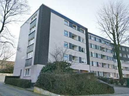 Schöne 2 Zimmer-Wohnung in zentraler Lage von Wattenscheid! 1 Balkon! Frisch tapeziert & gestrichen!