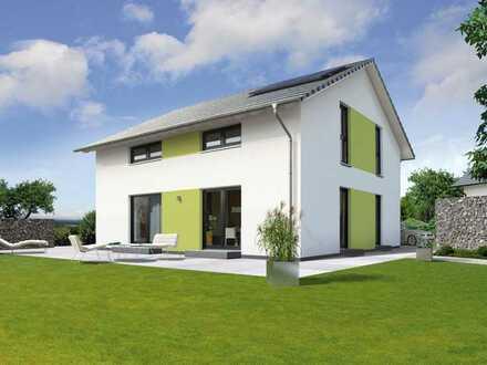Nicht warten, sondern starten...in Ihr neues Einfamilienhaus...