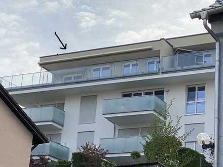 Traumhaftes Penthouse über den Dächern von Nordheim