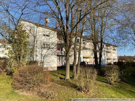 Helle 2-Zi. Wohnung mit Balkon in Ulm-Böfingen