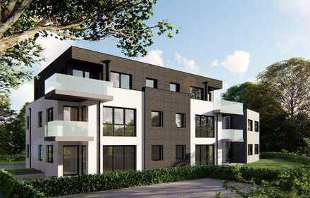 Erstbezug: helle 3-Zimmer-OG-Wohnung in Euskirchen mit gehobener Ausstattung und herrlichem Ausblick