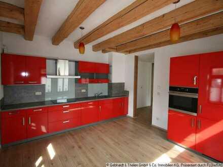 kleine 2-Raum-Wohnung