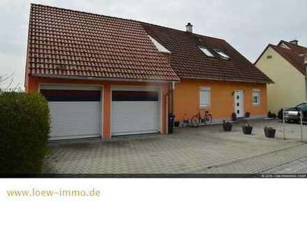 Mehrfamilienhaus im Naturpark Frankenhöhe