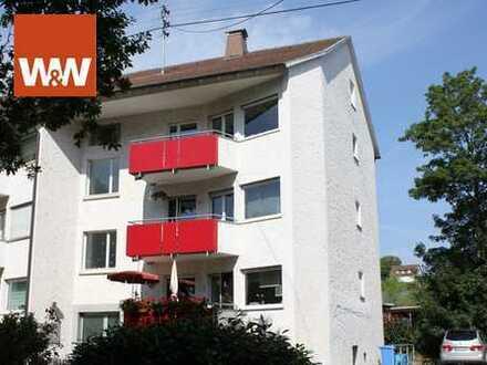 Balingen - top sanierte 3-Zimmer-Eigentumswohnung