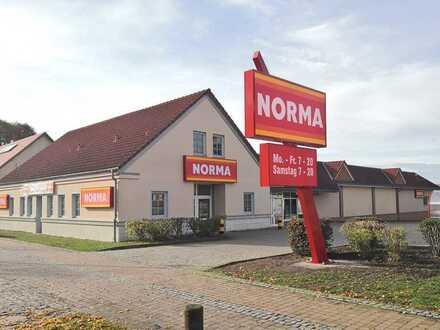 125 m² große Fläche in der NORMA-Filiale in Groß Schönebeck zu vermieten