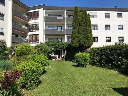 Sanierte und attraktiv geschnittene Erdgeschosswohnung mit herrlichem Garten!