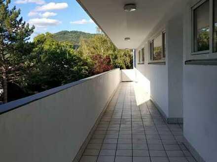Freundliche Wohnung mit zwei Zimmern in Neuenheim Heidelberg (in der Nähe von Kampus)