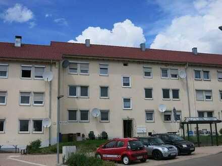 Gemütliche Wohnung in gewachsener Siedlungslage...