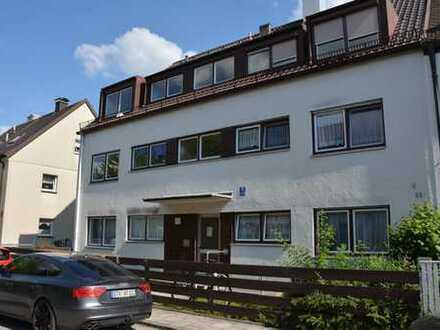 Gut geschnittene 2-Zimmer-Wohnung in Obersendling