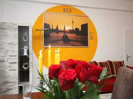 Comfortable furnished 5 rooms apartment for rent in Tempelhof