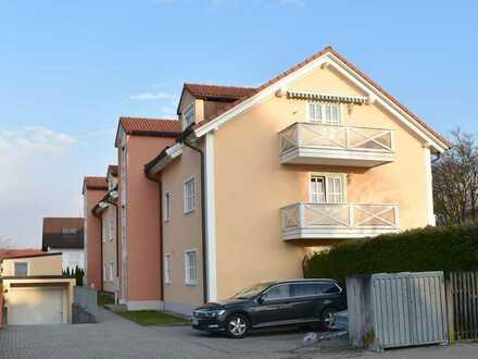 Sonnige 3-Zimmer-Wohnung mit 2 Balkonen plus 13 m² Hobbykeller von privat