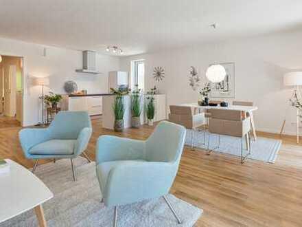 1.Etage: Neubauwohnung in 24113 Kiel/Hassee 4-Zimmer, 121,48m², EdurPark
