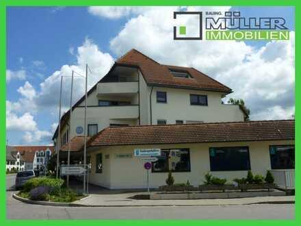 #Alles in Ihrer Nähe - Großzügige 4-Zimmer-Wohnung in Thannhausen zu vermieten#