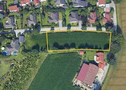 Grundstück mit Entwicklungspotenzial in Malching