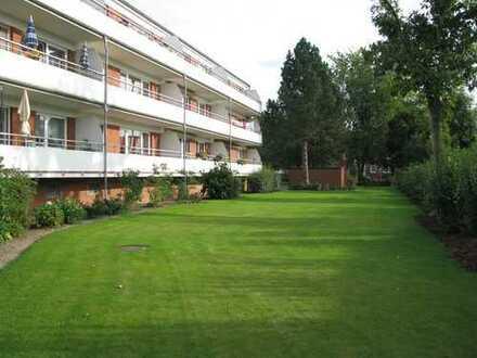 sonnige 3-Zi-Wohnung mit großem Süd-West-Balkon in Bad Bramstedt, PROVISIONSFREI