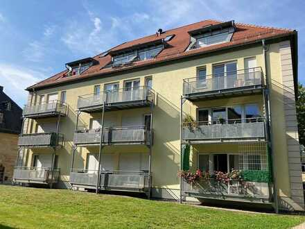 Helles, freundliches und zentrumsnahes 1-Zimmer-Apartment in Bayreuth/St.Georgen